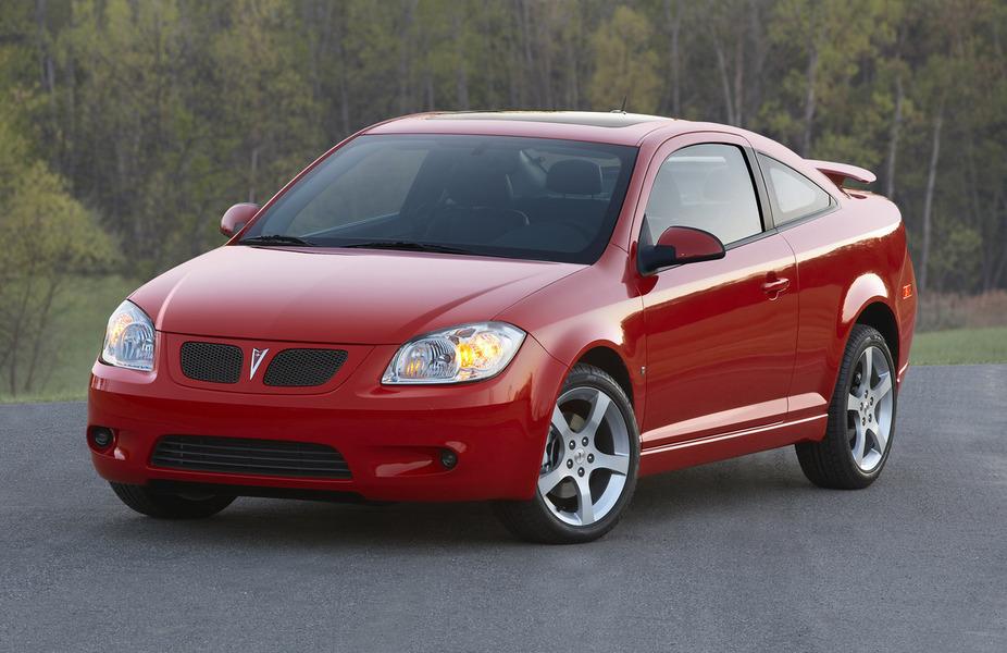 Pontiac G5 Gt Coupe. Pontiac G5 GT Coupe
