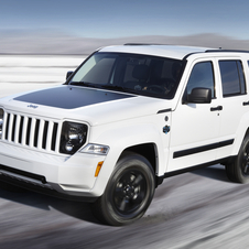 Jeep Wrangler and Liberty Arctic Editions Add Winter-Themed Exterior and Interior