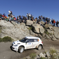 The Acropolis Rally begins Thursday, May 24
