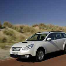 Subaru Outback 2.5i ecomatic Comfort Navigation Lineatronic