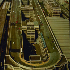 The rooftop track at Lingotto Fiat Factory