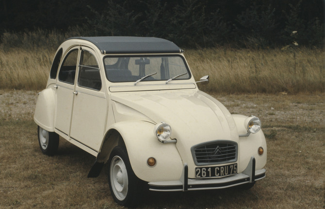 Citroën 2CV Special. share. tell a friend share on facebook share on twitter