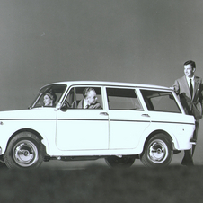 Fiat 1100 D Station Wagon