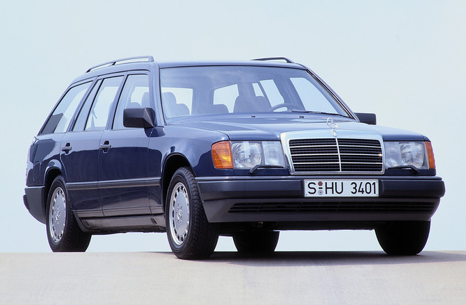 Mercedes-Benz 300 TE 4MATIC Automatic