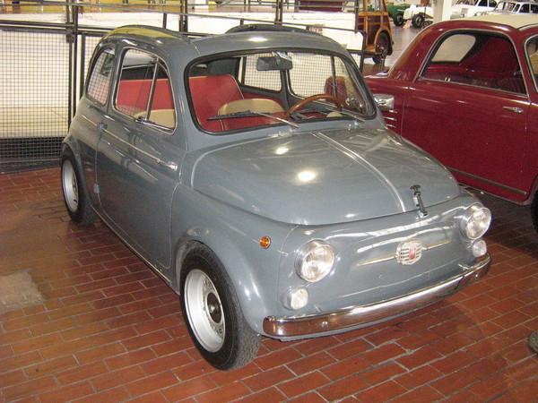 Fiat Nuova 500 Sport photo :: Fiat gallery :: 583 views :: autoviva ...