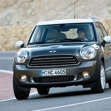MINI (BMW) Cooper S Countryman AT