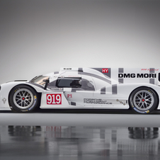 The 919 Hybrid is the most complex race car ever developed by Porsche