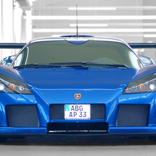 Gumpert Apollo Sport TT40e