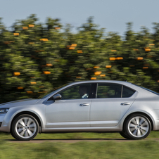 The 15 millionth car was a silver, third generation Octavia