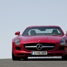 The SLC will debut in 2015 as an entry-level alternative to the SLS
