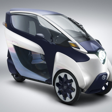 Toyota will supply a few i-Roads to the project in addition to the COMS vehicles