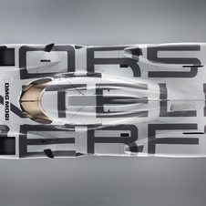 The Porsche 919 Hybrid will be powered by two engines, one petrol and one electric