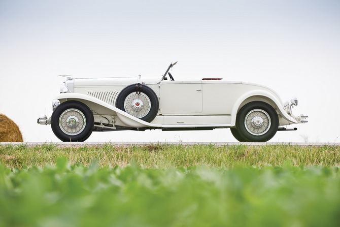 Duesenberg Model J Disappearing Top Convertible Coupe
