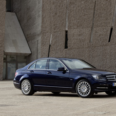 Mercedes-Benz C 200 BlueEfficiency Elegance