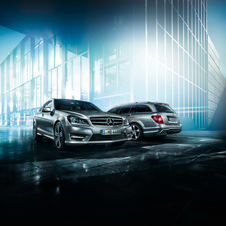 Mercedes is celebrating 10 million cars build for the C-Class