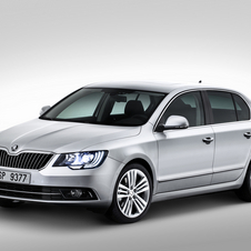 Skoda Superb 2.0 TDI DSG Active