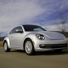 Diesel Beetle Will Debut for US at Chicago Motor Show