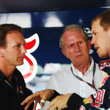 Horner Believes that Vettel is still improving as a driver
