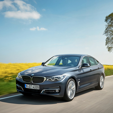 BMW 325d Gran Turismo Steptronic