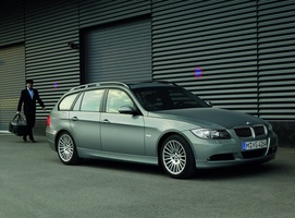 BMW 335i Touring Automatic