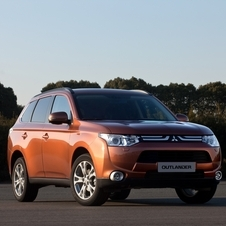 Mitsubishi Ready for Next Generation Outlander