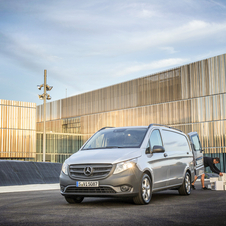 Mercedes-Benz Vito Tourer 9L Select Compact 114CDI/32