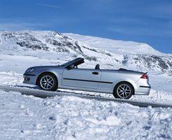 Saab 9-3 Cabriolet 2.0t Automatic