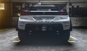 Peugeot's driver lineup will be formed by Stéphane Peterhansel, Carlos Sainz, Cyril Després and Sebastien Loeb