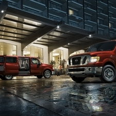 Nissan 3500HD Passenger Van Coming to the US in Spring 2012