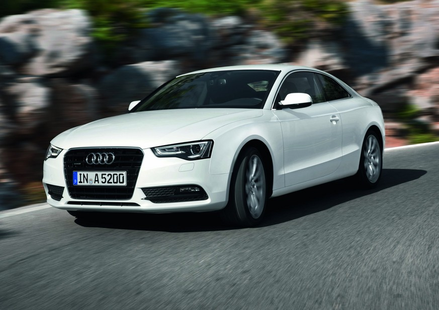 Audi A5 Coupé 2.0 TFSI multitronic