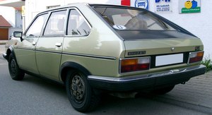 Renault 30 TX Automatic