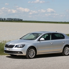 Skoda Superb 2.0 TDI DSG Ambition