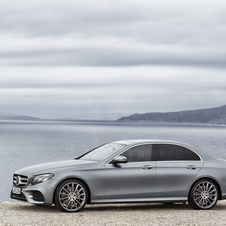 Mercedes-Benz E400 4MATIC