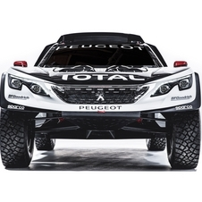 The official Red Bull-backed team will be attempting to win the Dakar for the second year in succession with an all-new car: the 3008 DKR
