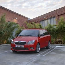 Skoda Fabia Break 1.4 TSI 180hp DSG 7v RS