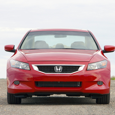 Honda Accord Coupe EX-L V-6 5-Spd AT