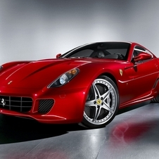 Ferrari 599 Successor Coming  at Geneva, Likely Called F620