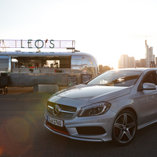 The A-Class goes on sale very soon