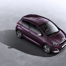 Customization is one of the strong features for the Peugeot city car