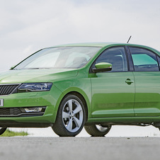 Skoda Rapid 1.0 TSI Ambition
