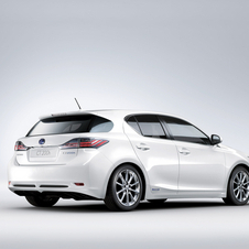 Lexus CT200h Convenience