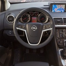 The interior gets the new IntelliLink  infotainment system