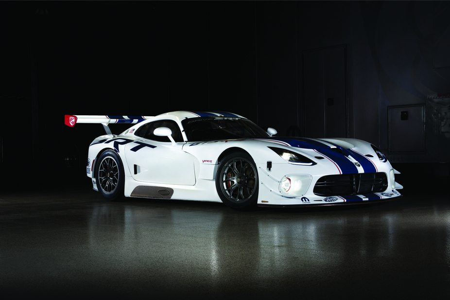Riley Building GT3 and GTE Vipers for 2014 USCR Season :: News ...