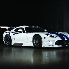 The Viper GT3-R is the first American-made GT3 car