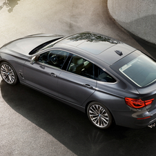 BMW 340i Gran Turismo Steptronic