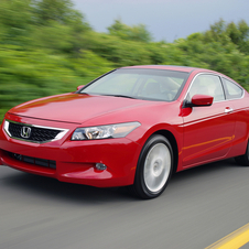 Honda Accord Coupe EX-L 5-Spd AT