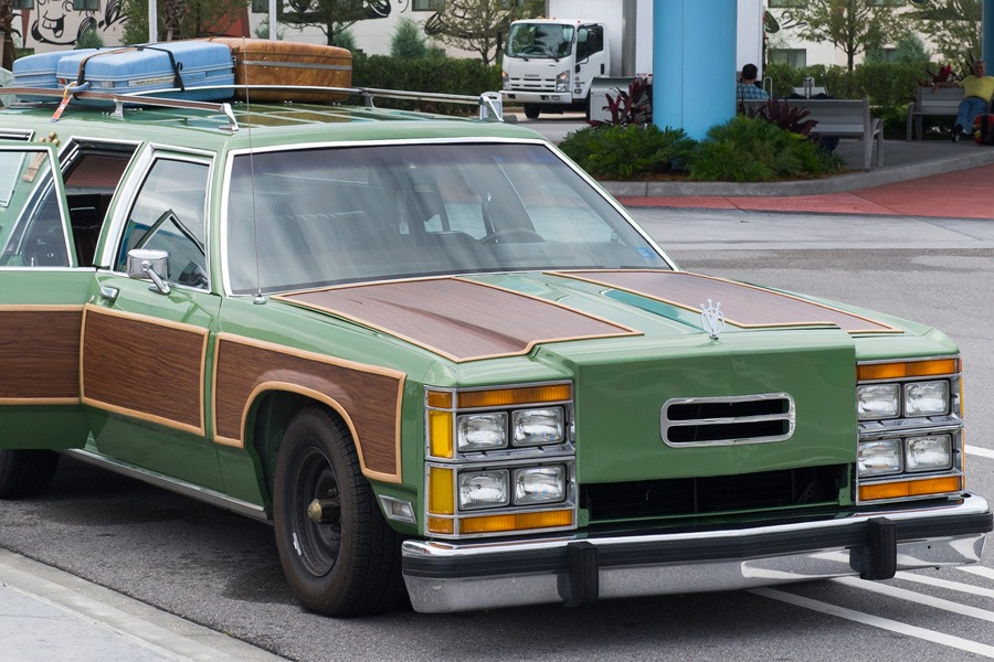 Real Griswold Family Recreates Family Truckster from \'Vacation ...