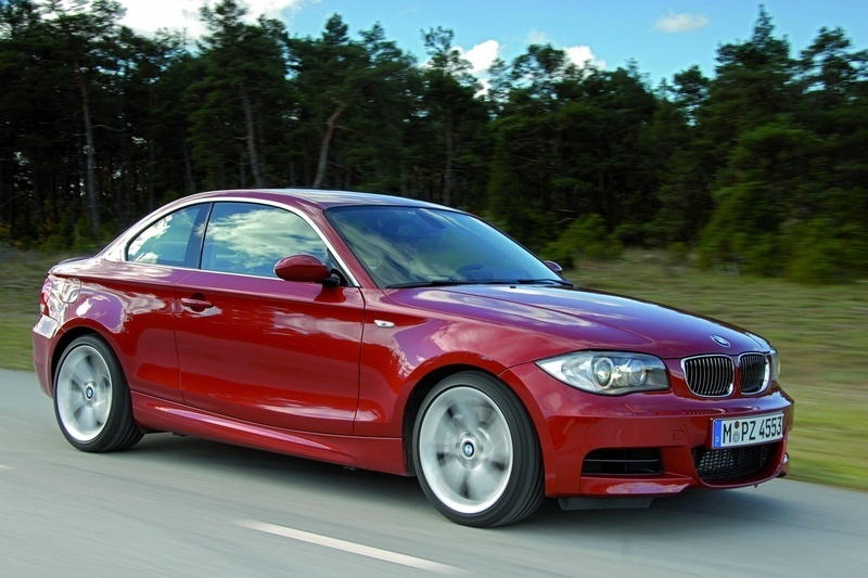 BMW 135i Coupé Automatic (US)