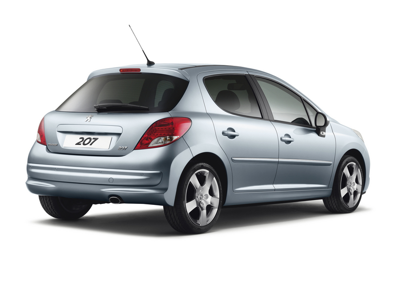 peugeot 207 sportium 1 4 hdi 1 photo and 60 specs