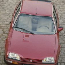 Citroën CX 25 TRD Turbo 2